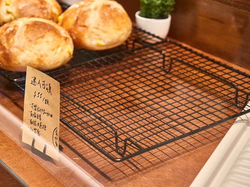 架子/麵包/內部空間/寶焙 Baobei Bakery/台北/台灣