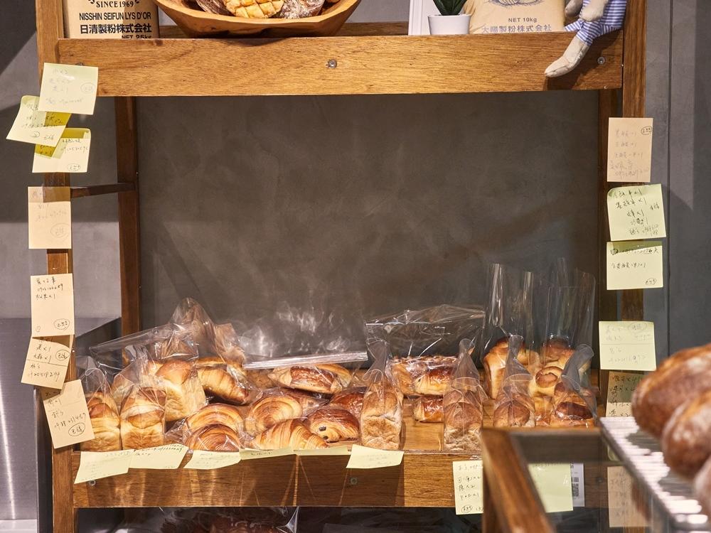 麵包/內部空間/寶焙 Baobei Bakery/台北/台灣