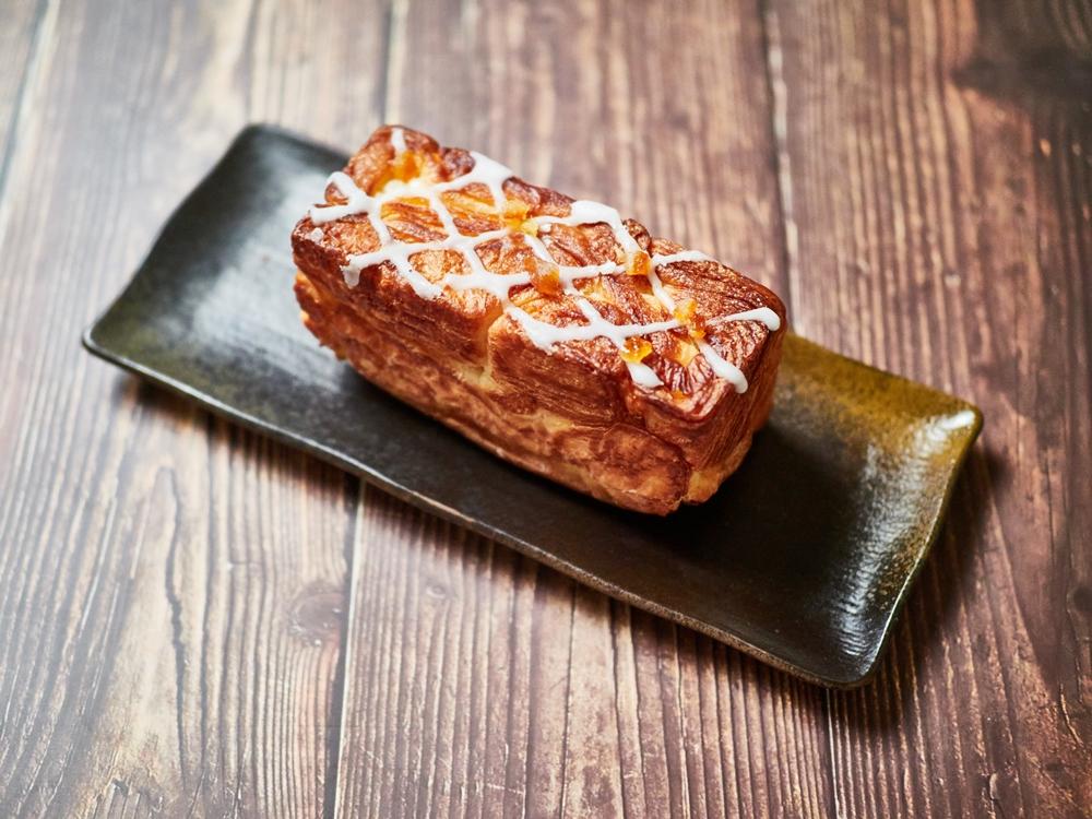 丹麥奶奶柑橘吐司/麵包/寶焙 Baobei Bakery/台北/台灣