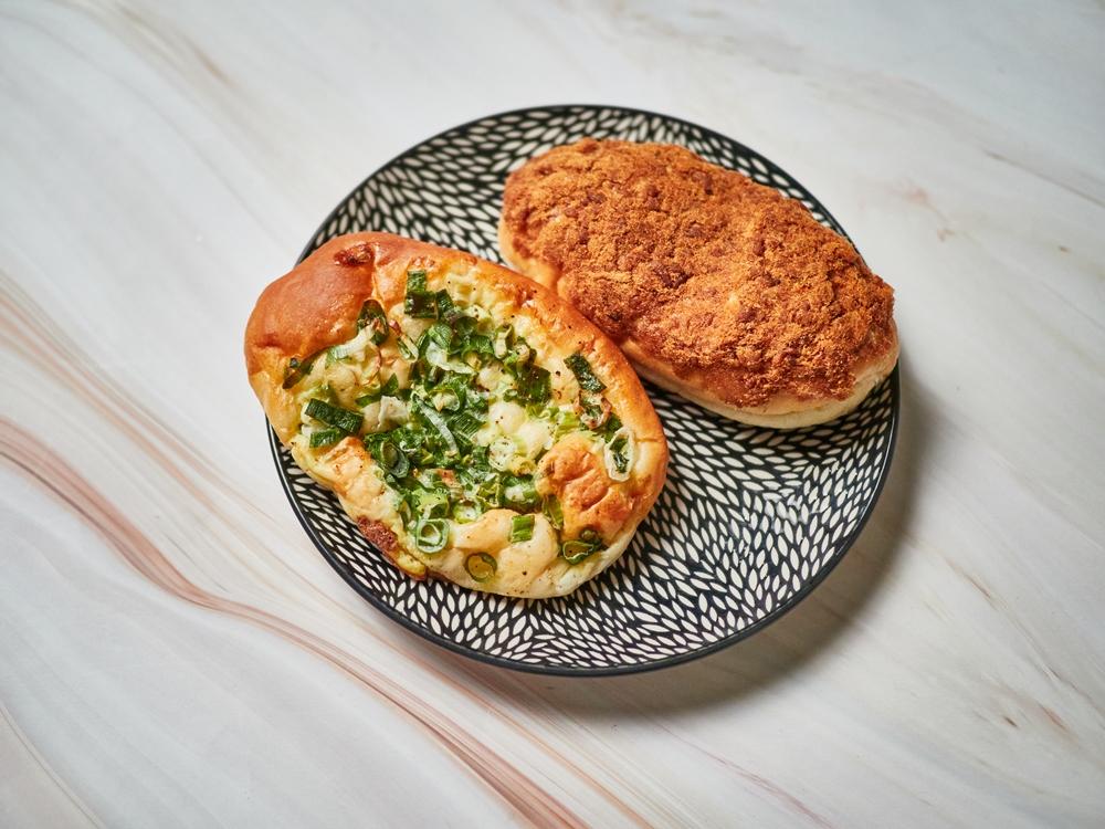 這是真的肉鬆麵包/麵包/寶焙 Baobei Bakery/台北/台灣