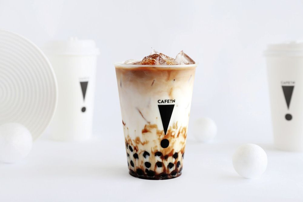 咖啡珍奶/珍煮丹/CAFE!N 台北和平店/台北/台灣