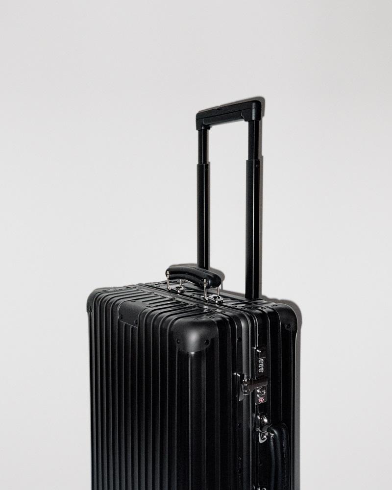 黑色行李箱/RIMOWA Classic/生活用品/台灣