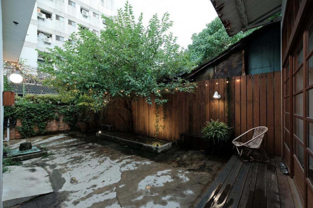 庭院/霜空咖啡/嘉義/台灣