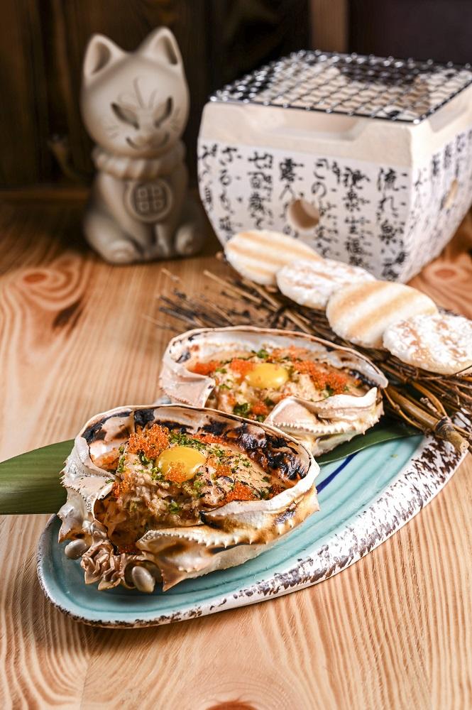 香葱鯛魚昆布板燒/料理/本店 Izakaya by K/居酒屋/日式料理/香港
