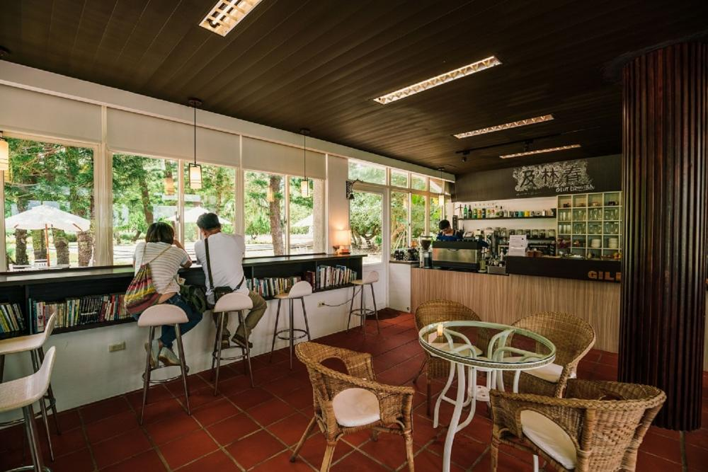 內部空間/及林春咖啡館/澎湖/台灣