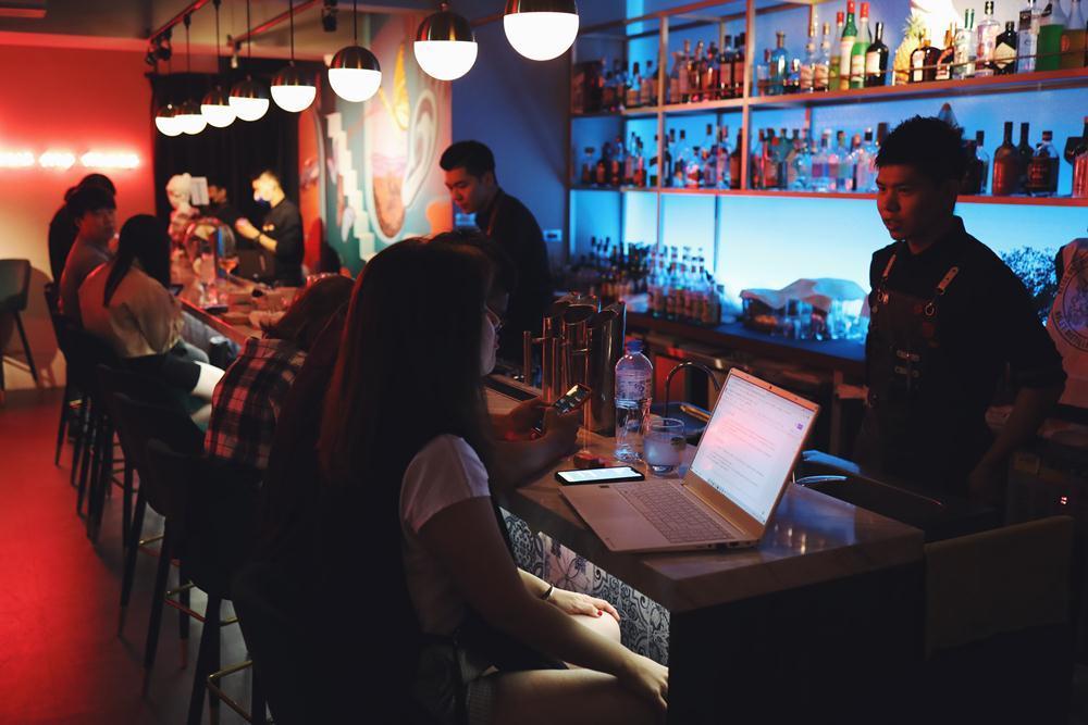 內部空間/P.S. I Love You Bar & Bistro/酒吧/大安區/台北/台灣