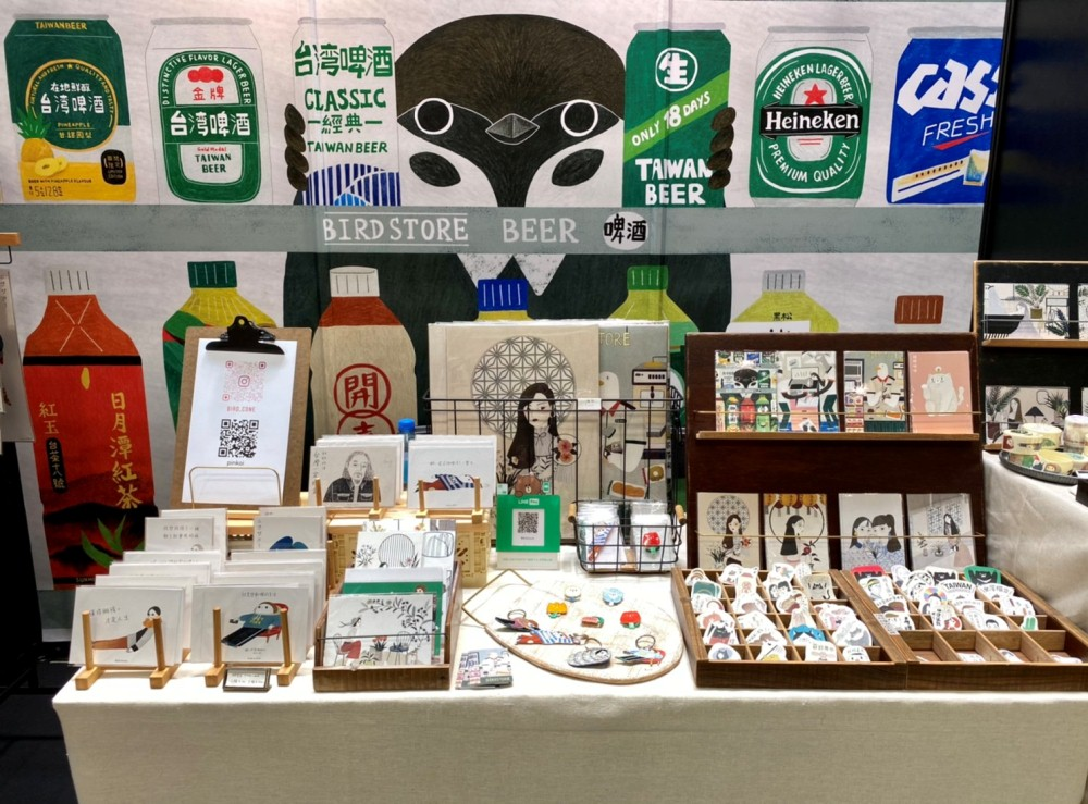D3-061鳥控/攤位/花博爭艷館/文博會/台灣