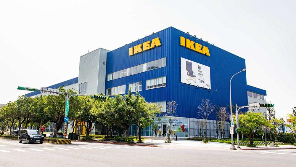 外觀/IKEA內湖店/台灣