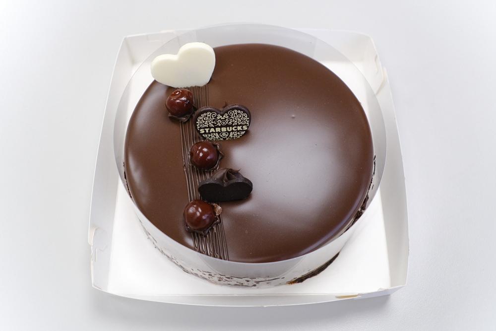 法式黑森林蛋糕/2021母親節蛋糕/星巴克/台灣