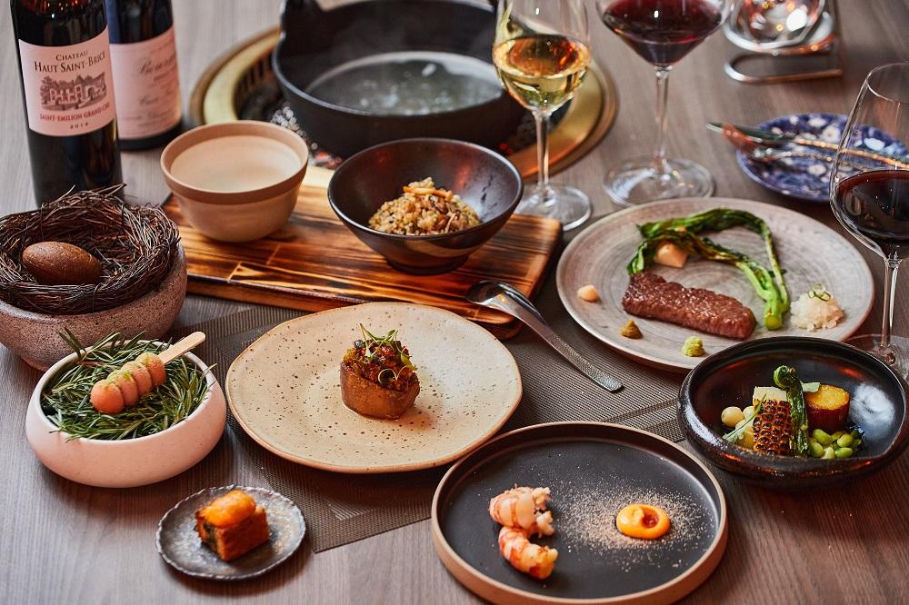 餐點/胡同裡的蘭/日式燒肉/餐廳/美食/台北/台灣