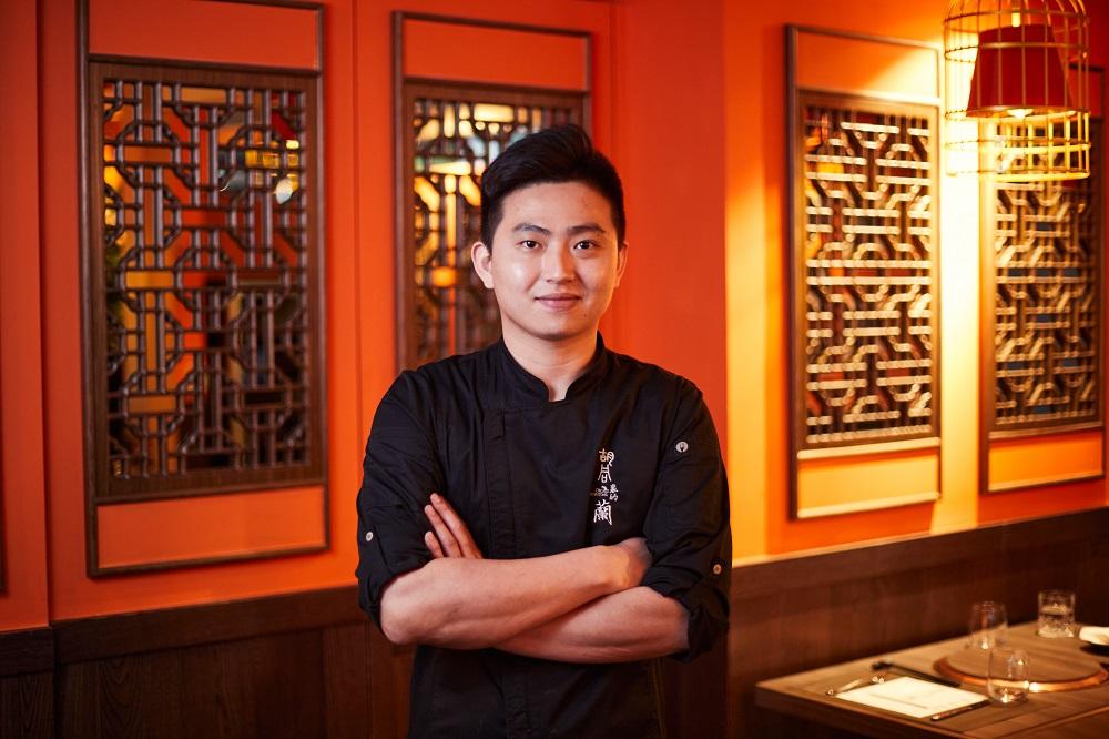 廚師/胡同裡的蘭/日式燒肉/餐廳/美食/台北/台灣