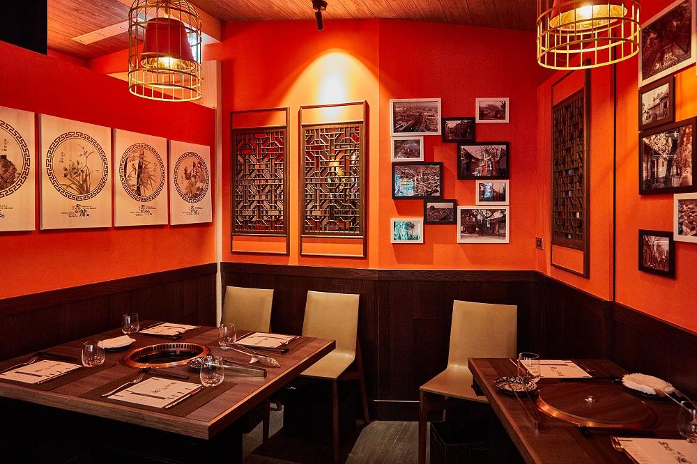空間/胡同裡的蘭/日式燒肉/餐廳/美食/台北/台灣