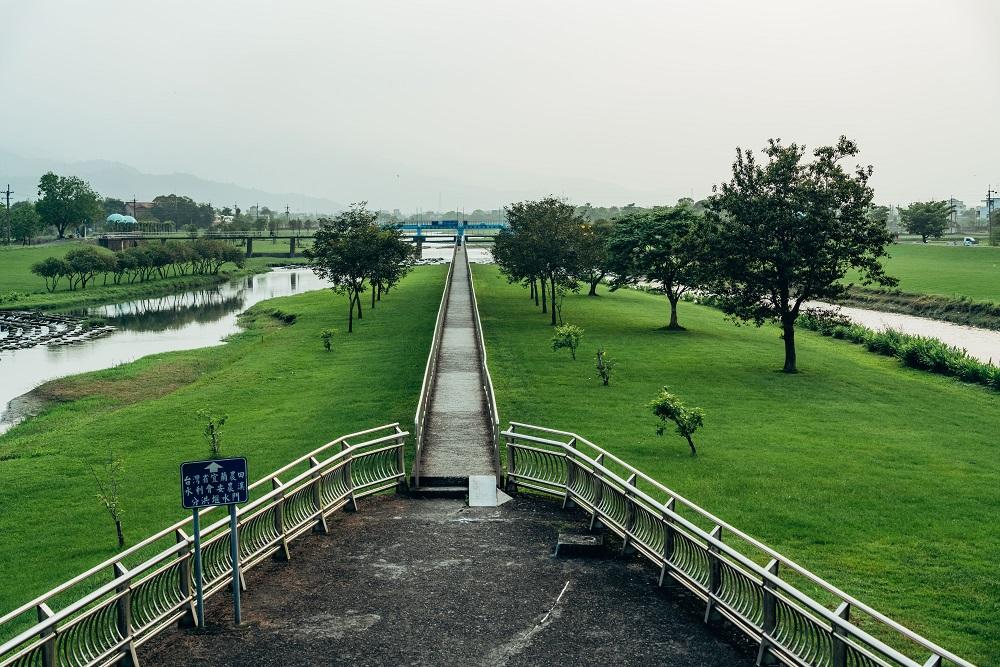 安農溪分洪堰/景點/宜蘭/台灣