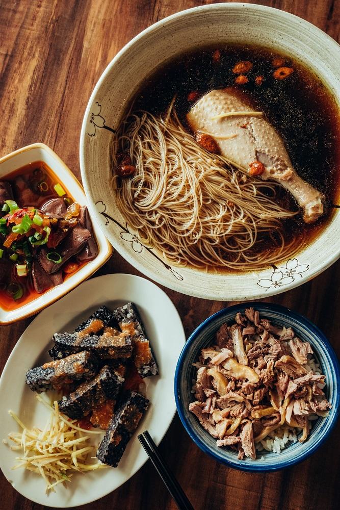 餐點/鴨寶鴨肉飯/五結鄉/宜蘭/台灣