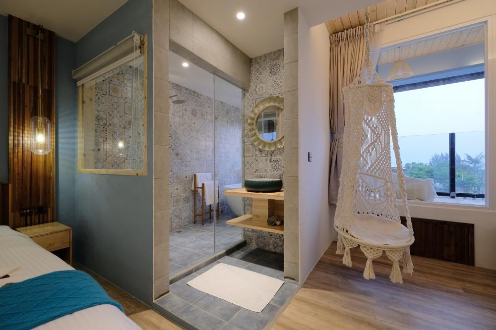 室內裝潢/防曬 ╳ 隱。浪居 Lounge inn/恆春/屏東/台灣