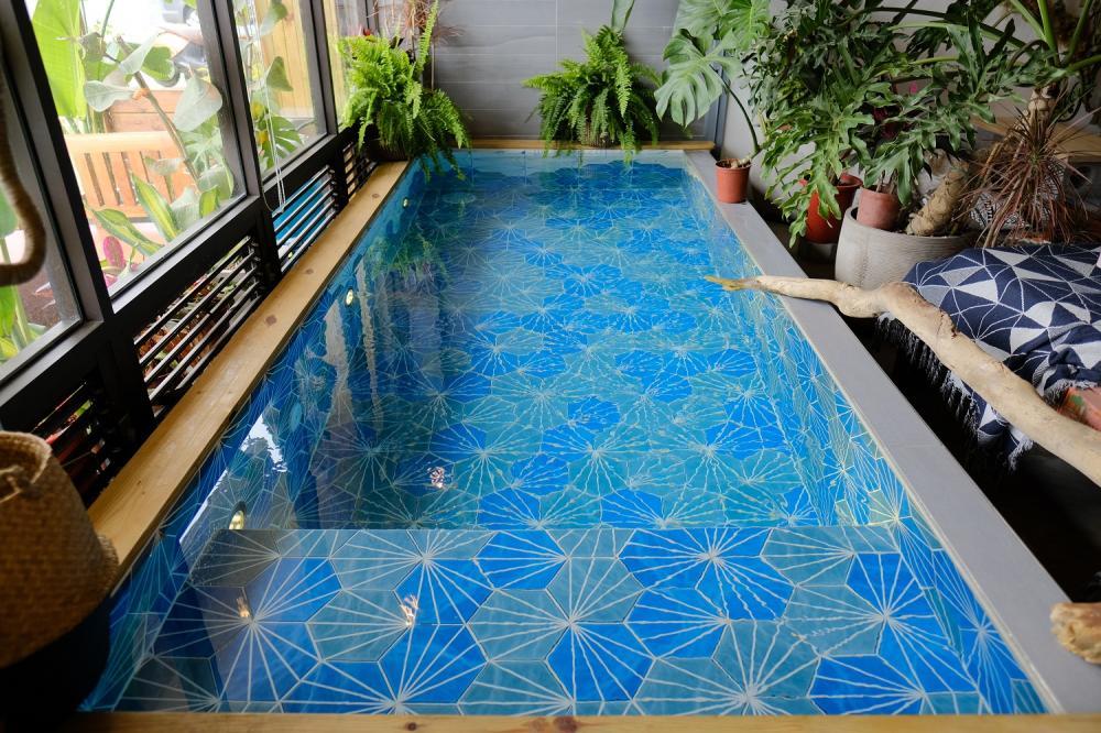 游泳池/防曬 ╳ 隱。浪居 Lounge inn/恆春/屏東/台灣