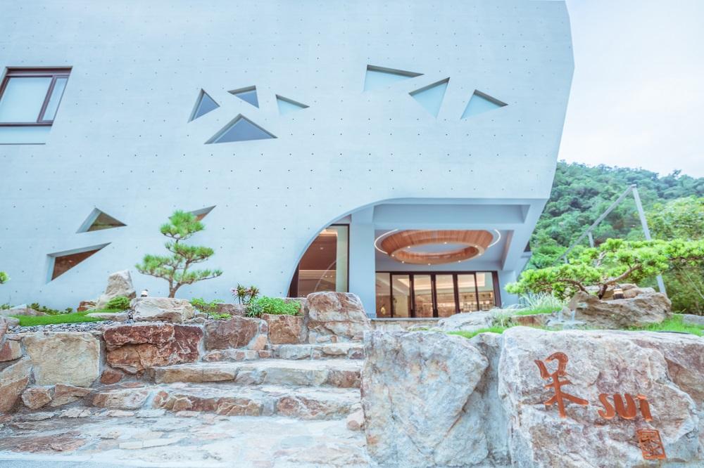 外觀/呆水溫泉 Sui Spring Retreat & SPA/溫泉旅館/宜蘭/台灣