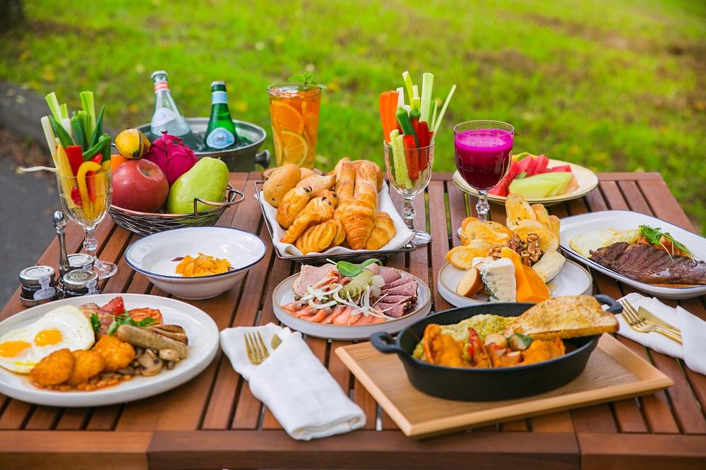 食物/焰餐廳 Le Flame/呆水溫泉 Sui Spring Retreat & SPA/溫泉旅館
