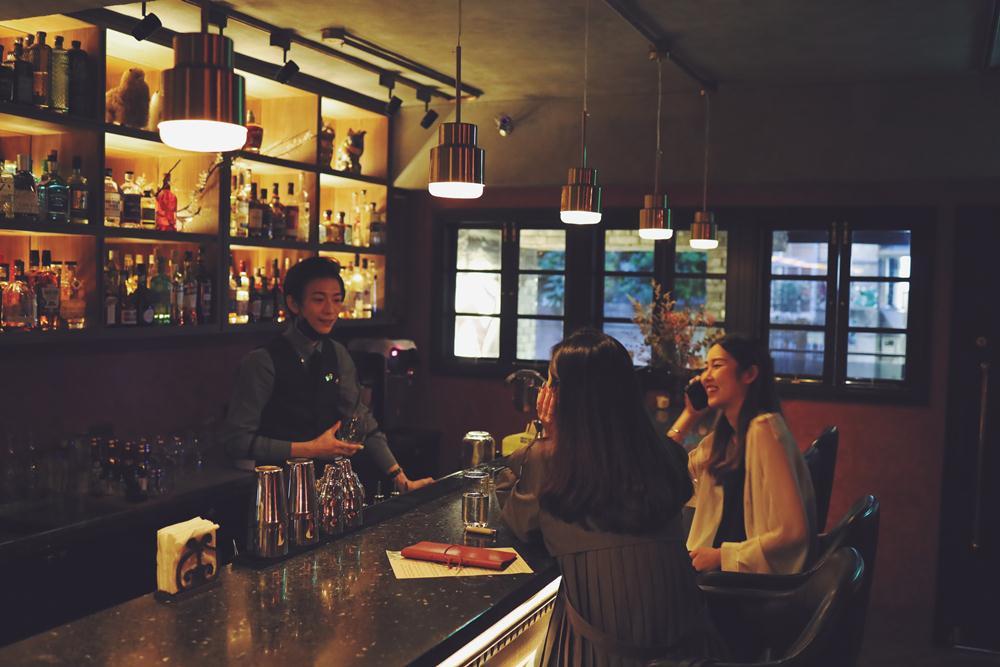 空間/Gato Bonheur Bar & Jazz Lounge/酒吧/松山區/台北/台灣