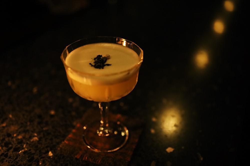 一千次晚安/調酒/Gato Bonheur Bar & Jazz Lounge/酒吧/松山區/台北/