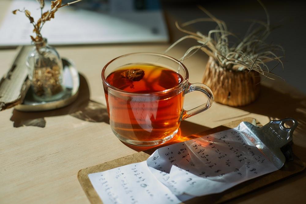 梅子紅茶/登愣_dengleng/手工甜點/美食/高雄/台灣