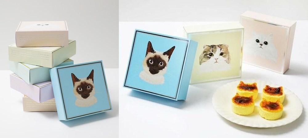 設計禮盒/貓貓起司蛋糕/NEKO NEKO CHEESECAKE/日本品牌/台灣