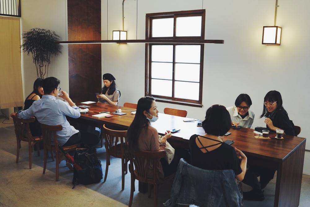 空間/玉虫画室咖啡/畫室/咖啡館/台北/台灣