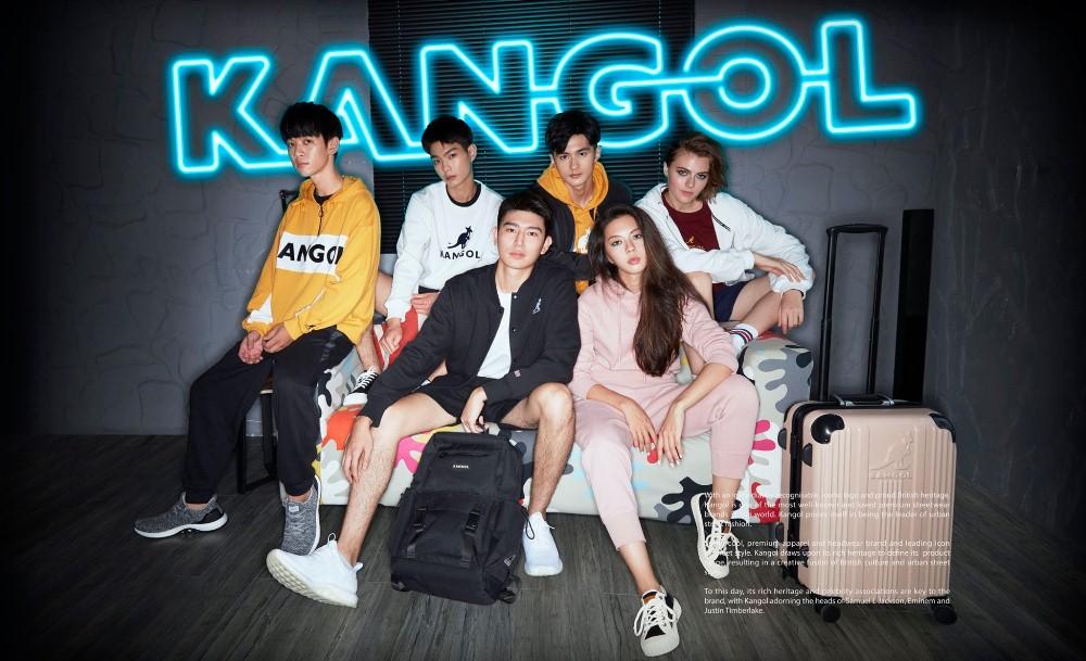 KANGOL/MITSUI OUTLET PARK/台中/台灣
