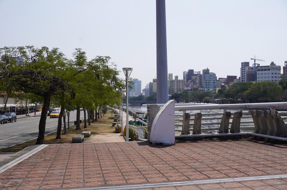 自行車道/愛河/旅遊/高雄/台灣