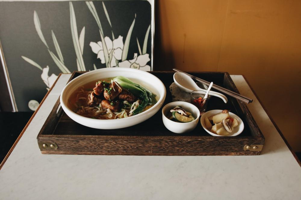 餐點/抱一茶屋/高雄市立美術館/旅遊/高雄/台灣