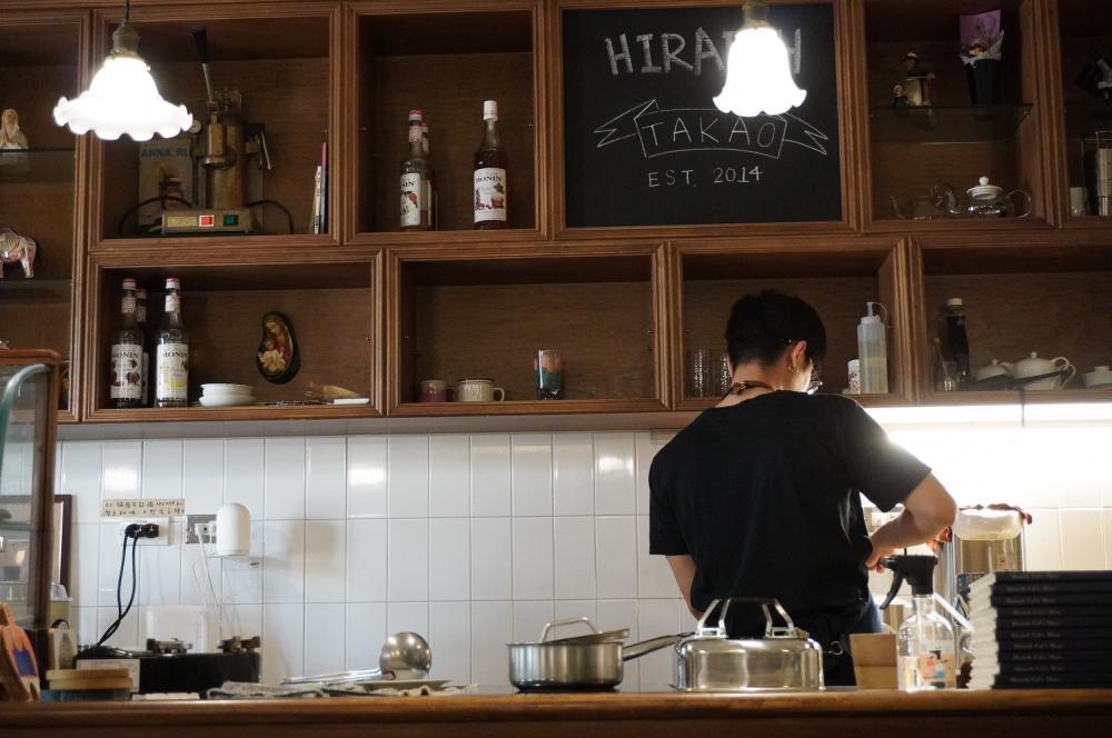 店內/好聚。所 HIRAETH CAFE/旅遊/高雄/台灣