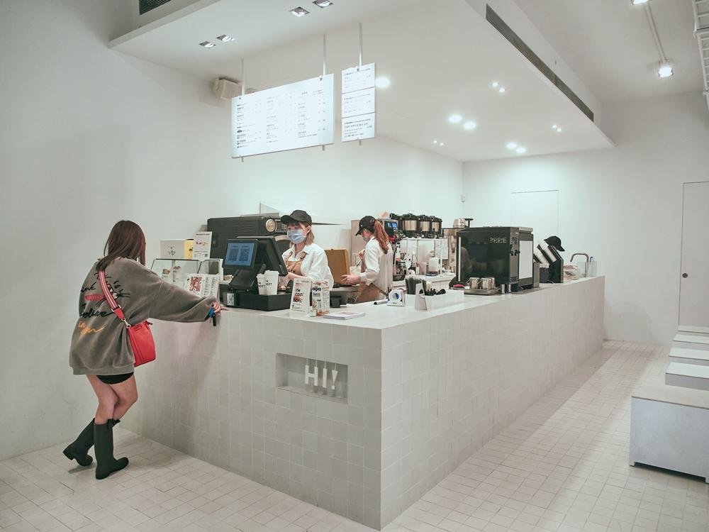 內部空間/CAFE!N 台北和平店/台北/台灣