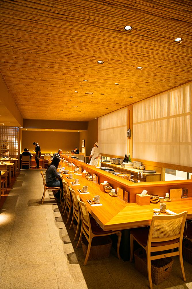 內部/餐廳/海鮮丼/Tsujihan/微風信義店/台北