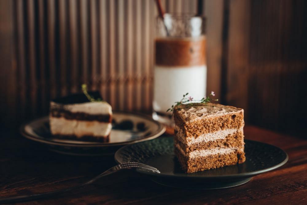 蛋糕/咖啡/夏全開/高雄/台灣