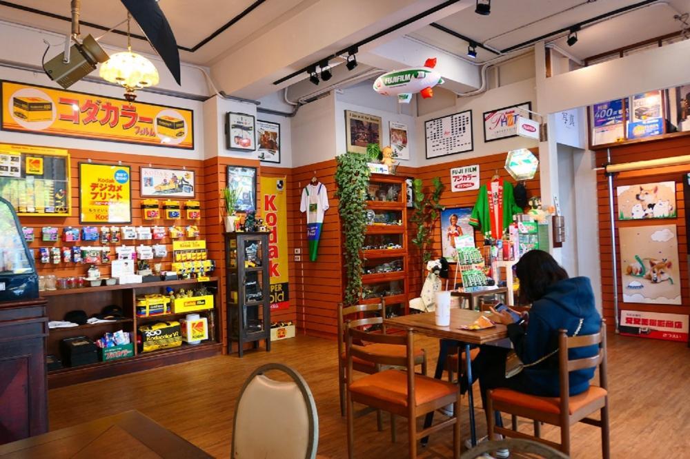 店內空間/又又美/咖啡館/台南/台灣