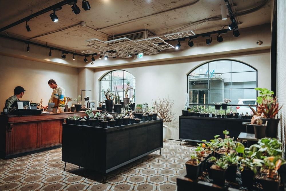 內部空間/0343 Conservatory/植栽選物店/大安區/台北/台灣