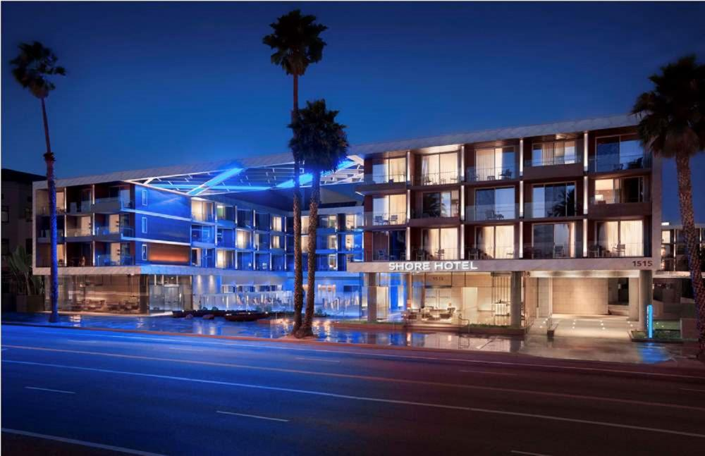 飯店外觀/Shore Hotel/南加州/美國