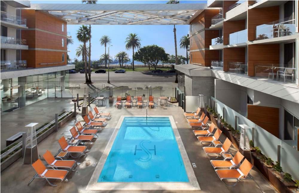 飯店設施/Shore Hotel/南加州/美國