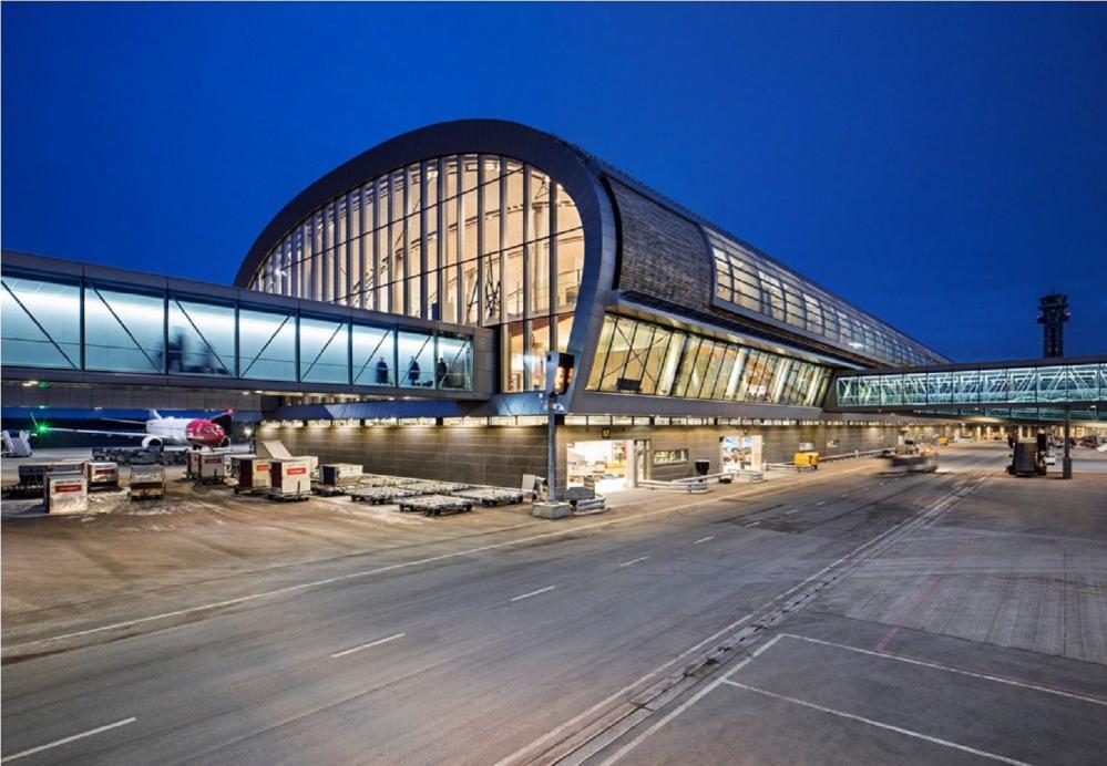外觀/奧斯陸機場/挪威