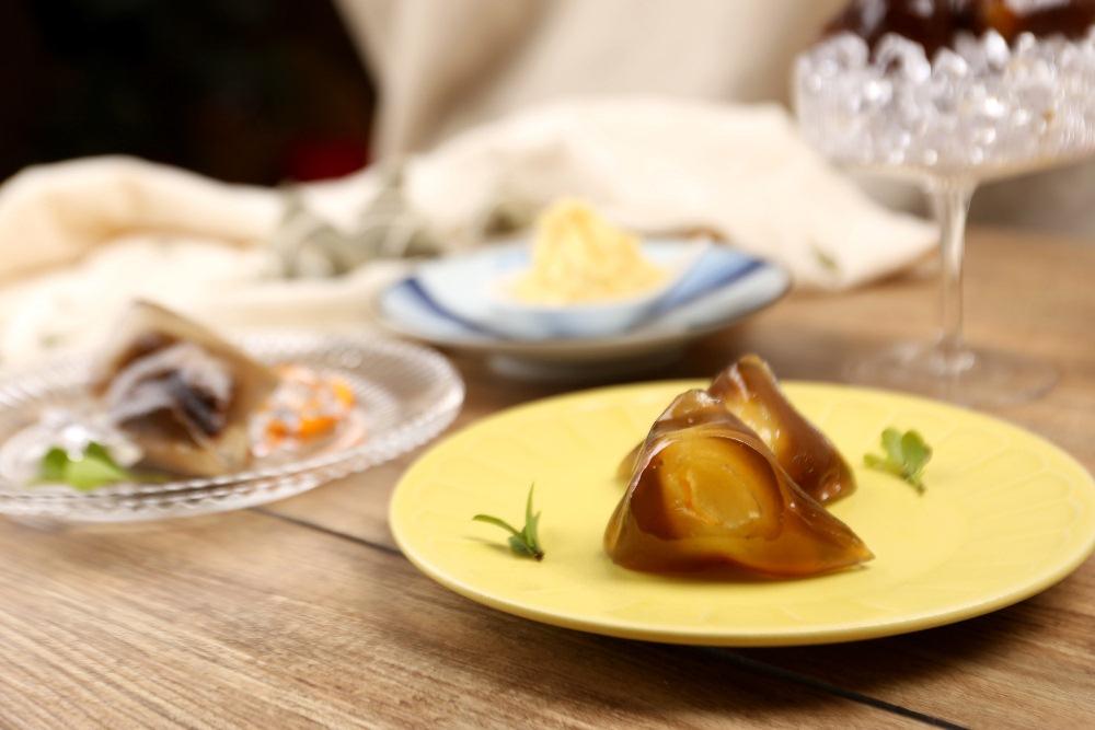 鐵觀音綠豆冰粽/端午節禮盒/舊振南/台灣