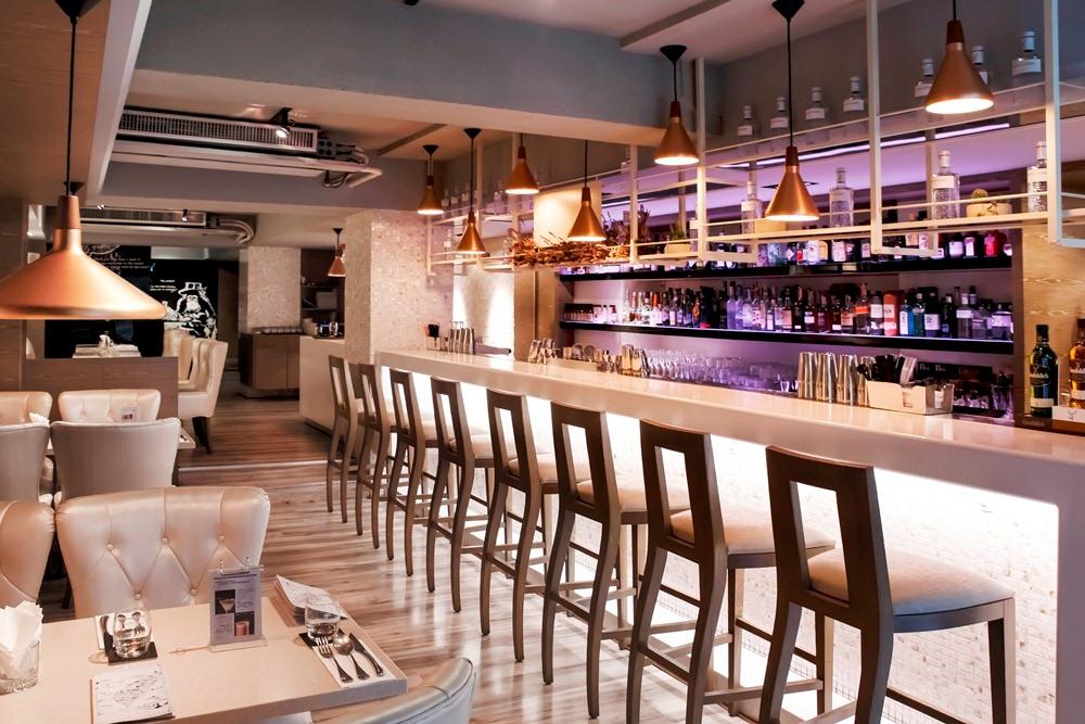 空間/Indulge Experimental Bistro/酒吧/沛綠雅/2021亞洲50大酒吧/