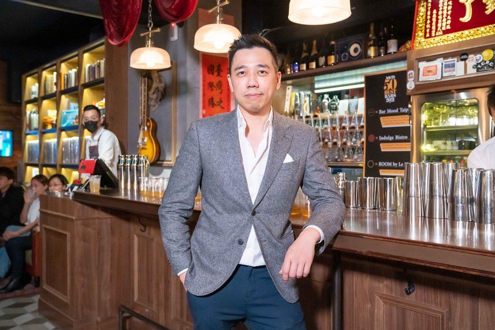 得獎/Bar Mood/酒吧/沛綠雅/2021亞洲50大酒吧/台灣
