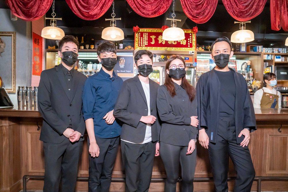 得獎/Room by Le Kief/酒吧/沛綠雅/2021亞洲50大酒吧/台灣