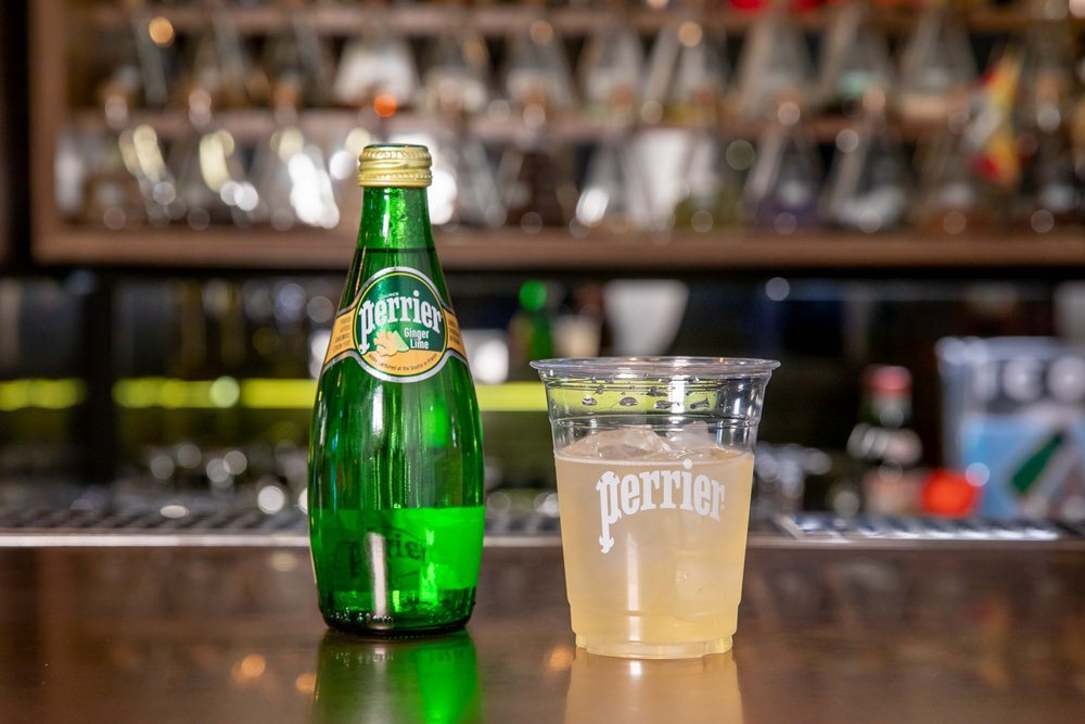 生薑萊姆風味/沛綠雅/2021亞洲50大酒吧/台灣