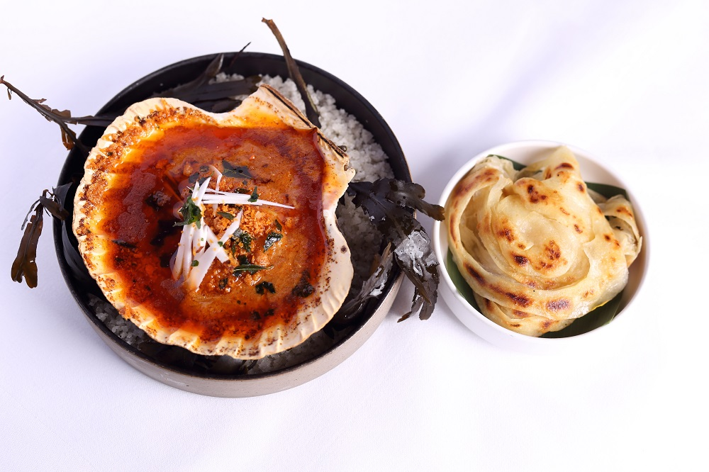 Saag Aloo/Benares/印度料理/美食/倫敦/英國