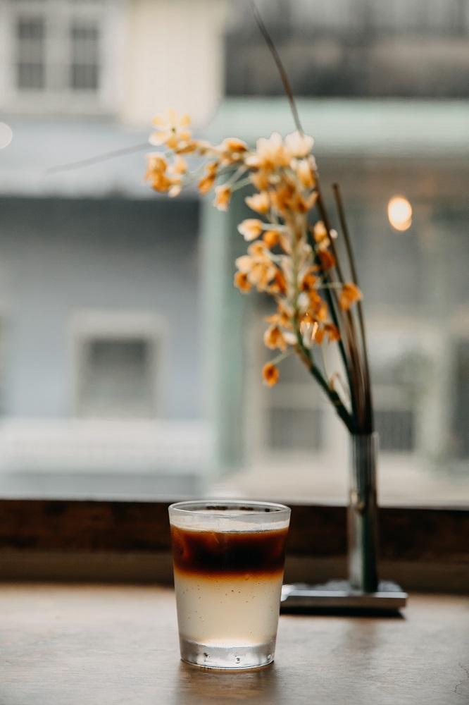 手沖咖啡/內部空間/微生 Float Dept./咖啡廳/美食/新竹/台灣