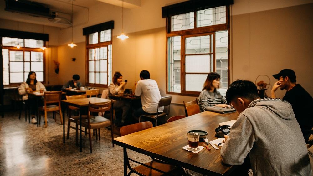 座位區/內部空間/微生 Float Dept./咖啡廳/美食/新竹/台灣