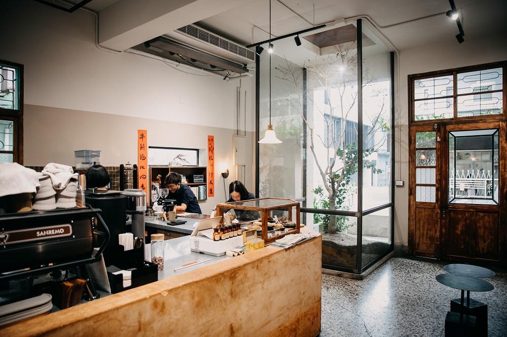 內部空間/微生 Float Dept./咖啡廳/美食/新竹/台灣