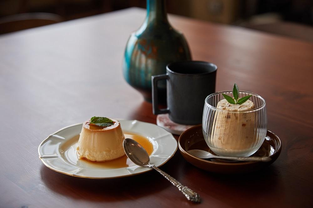 甜點/沙丘/老屋咖啡廳/美食/台北/台灣