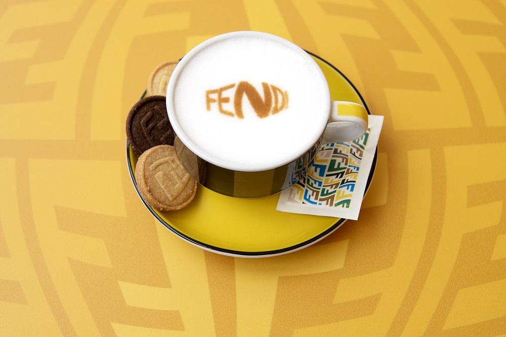 咖啡/FENDI CAFFE/Rinascente 百貨公司/美食/米蘭/義大利